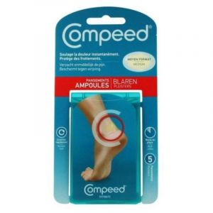 Compeed Hcs Pansement Ampoules  Mm Bte 5