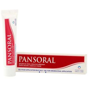 Pansoral Gel Buccal Tube 15g