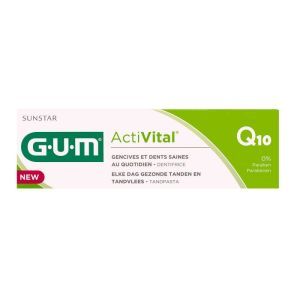 Gum Activital Gel Dent 75ml