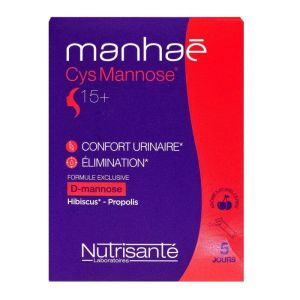 Manhae Cys Mannose Stick 10