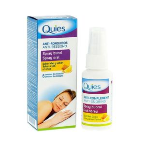 Quies Anti-ronflement Miel/citron Spray buccal 70ml