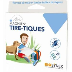 TIRE-TIQUES 3 tailles
