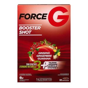 Force-g Power Max Amp Buv10ml1