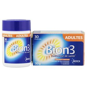 Bion 3 Defense Adulte Cpr 30