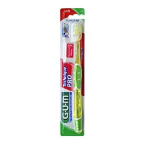 Brosse à dents Gum souple Techpro 525