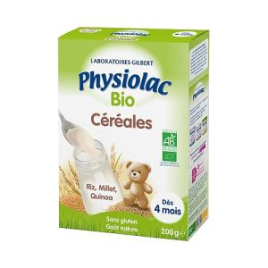 Physiolac Cereale Bio 200g